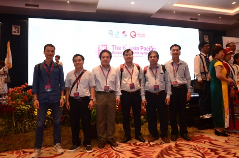 Sixth Asia Pacific Geoparks Network Symposium held in Indonesia