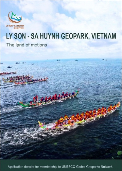 Ly Son – Sa Huynh Geopark application passed the screening